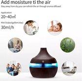 Luchtbevochtiger elektrisch - Aroma Diffuser