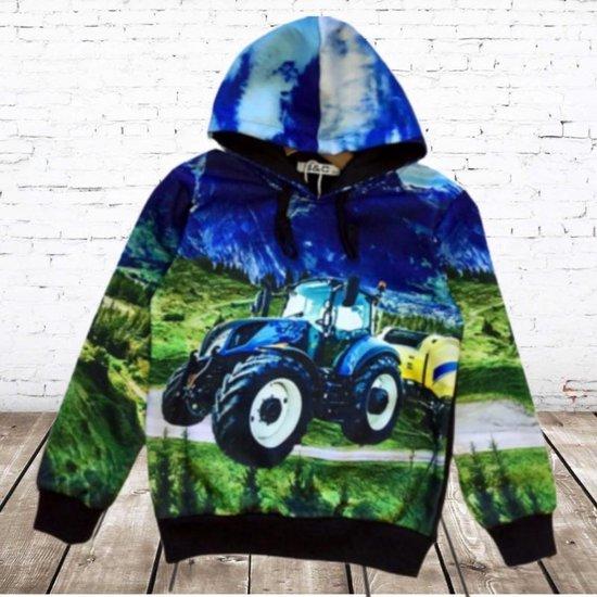 Deutz Sweater Hooded Volw Tractor shop.nl