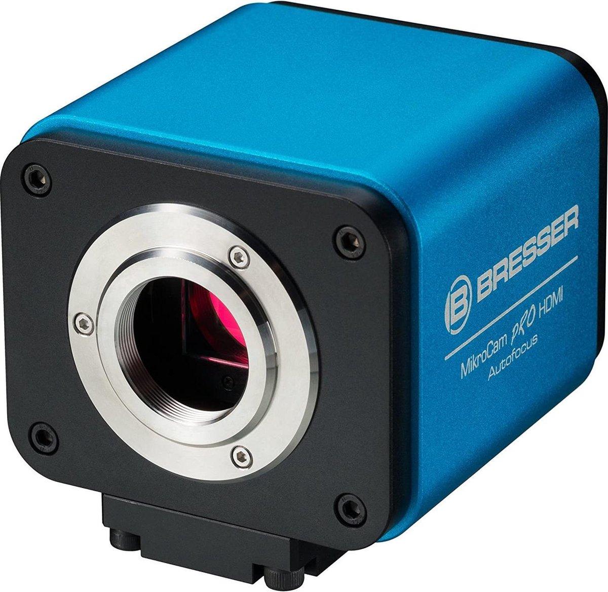 Bresser Microscoopcamera - MikroCam PRO HDMI - Met Autofocus voor Optimale Scherpstelling