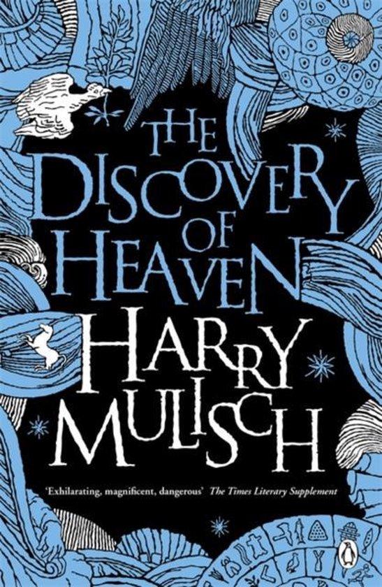 Boek cover The Discovery of Heaven van Harry Mulisch (Paperback)