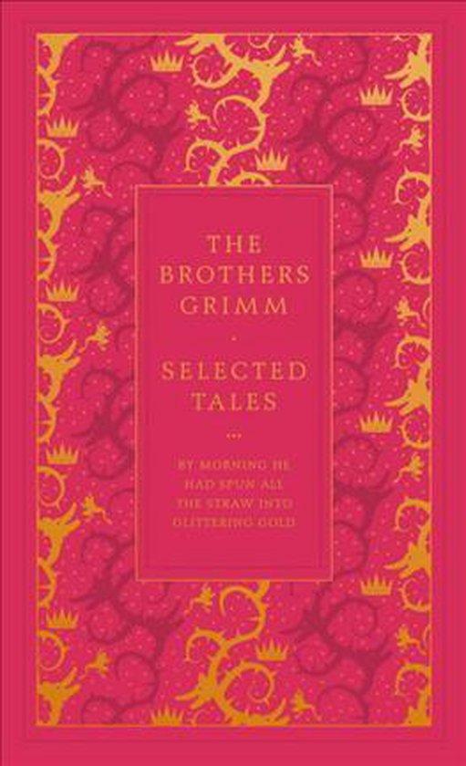 Boek cover Selected Tales van Brothers Grimm (Hardcover)