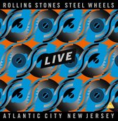 Steel Wheels Live (DVD/Blu-ray/3CD)