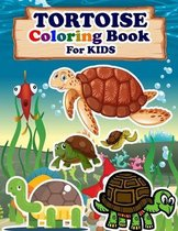 TORTOISE Coloring Book For Kids
