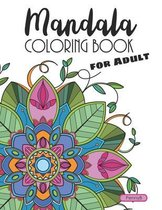 Mandala Coloring Book for Adult