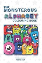 The monsterous Alphabet Colouring Book