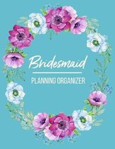 Bridesmaid Planning Organizer: Wedding Party Notebook and Task Tracker