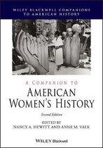 Boek cover A Companion to American Womens History van Nancy A. Hewitt