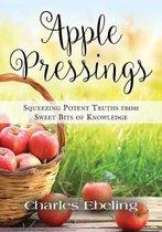 Boek cover Apple Pressings van Charles Ebeling