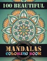 100 Beautiful Mandalas Coloring Book