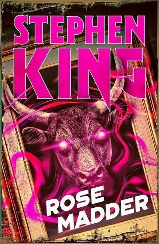 Boek cover Rose Madder van Stephen King (Paperback)