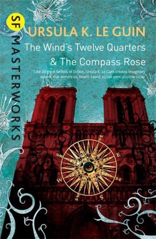 Boek cover The Winds Twelve Quarters and The Compass Rose van Ursula K. le Guin (Paperback)