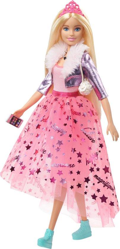 Barbie Princess Adventure Prinsessenpop - Barbiepop