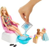 Barbie Pedicure Set