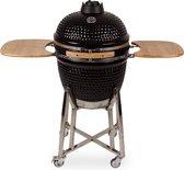 "Patton Kamado Grill Houtskoolbarbecue - 21"" - Zwart"