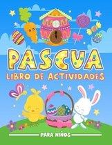 Pascua: Libro de actividades para ninos