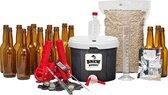 Brew Monkey Bierbrouwpakket - Luxe Tripel bier - Zelf bier brouwen - Bier brouwen startpakket - Origineel verjaardagscadeau