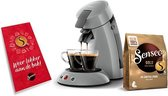 Philips Senseo Original HD6553/70 - Koffiepadapparaat met cadeaupakket