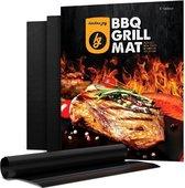 E-sales+ Grillmat - Bbq matje grill mat - Bbq mat