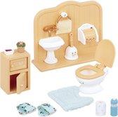 Sylvanian Families 5020 Toiletset - Speelfigurenset