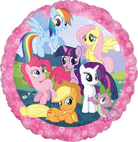 My Little Pony™ ballon van aluminium - Feestdecoratievoorwerp