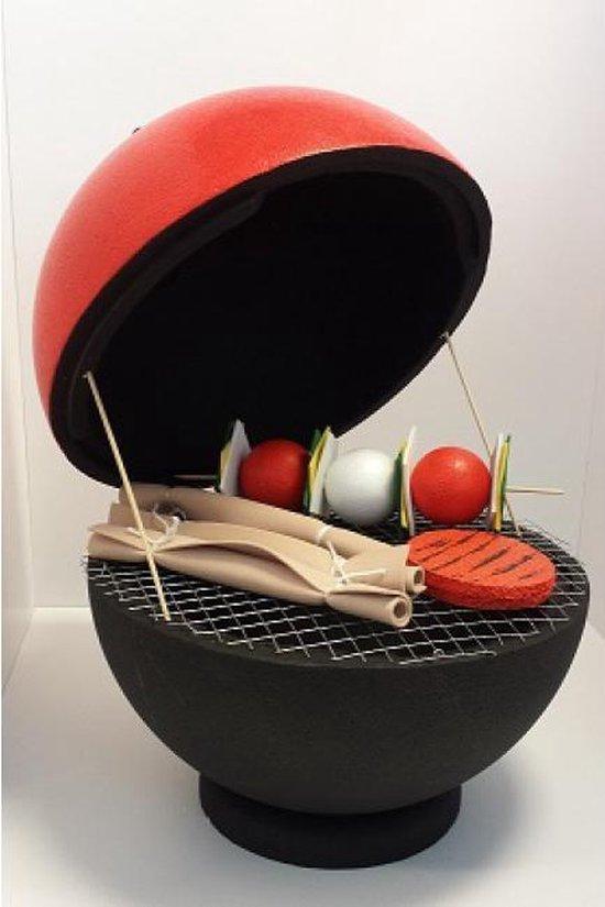 Sinterklaas surprise pakket zelf maken: Barbecue