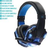 Gaming Headset met Microfoon, Noise Isolation en 3