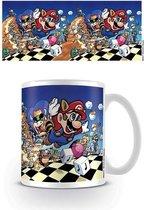 NINTENDO - Mug - 300 ml - Super Mario Art
