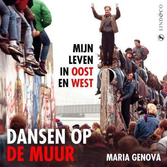 Boek cover Dansen op de muur van Maria Genova (Onbekend)