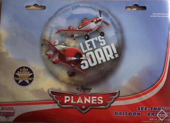 Disney Planes supergrote folieballon/ heliumballon