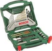 Bosch X-Line borenset - 50-delig - Titanium Plus Serie - geschikt voor alle merken