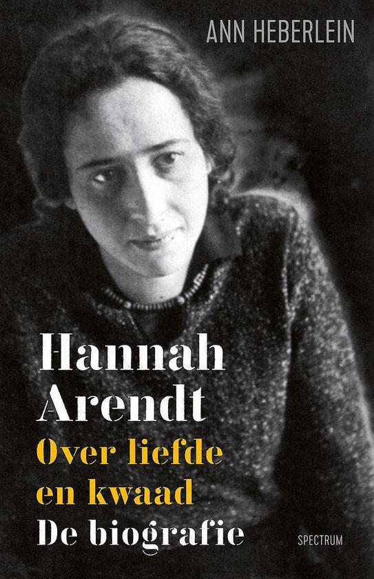 Boek cover Hannah Arendt van Ann Heberlein (Hardcover)