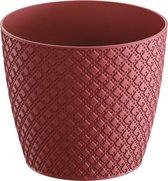 Prosperplast Orient bloempot DOR260-207C framboos kunststof