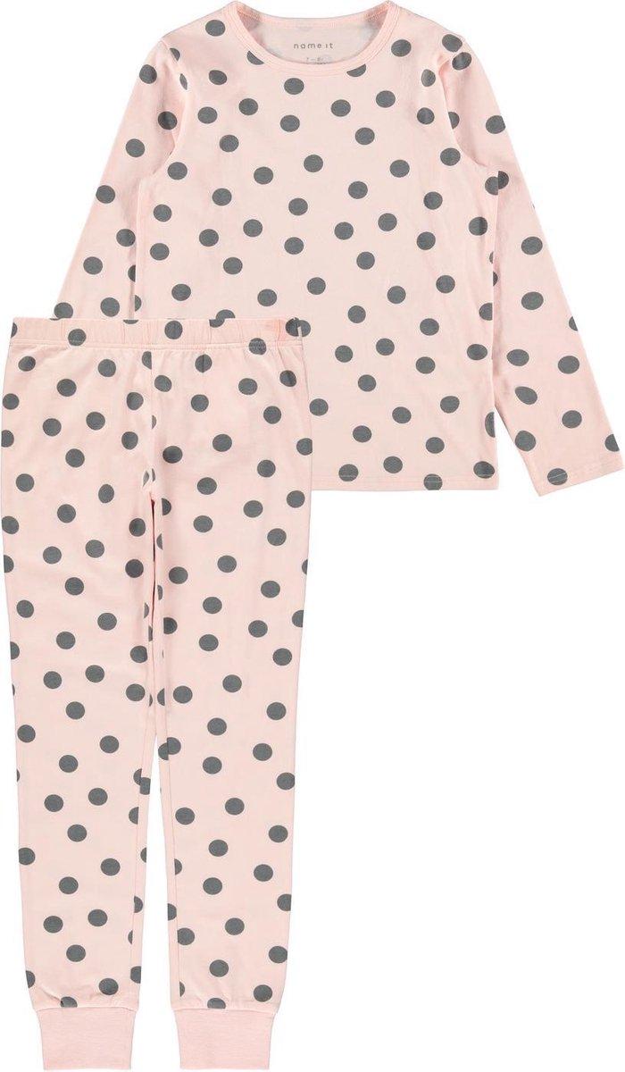 name it NKFNIGHTSET Meisjes Pyjamaset - Maat 86-92