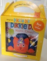 Dikkie Dik  -   Jarig met Dikkie Dik - Hoera, 2 jaar!