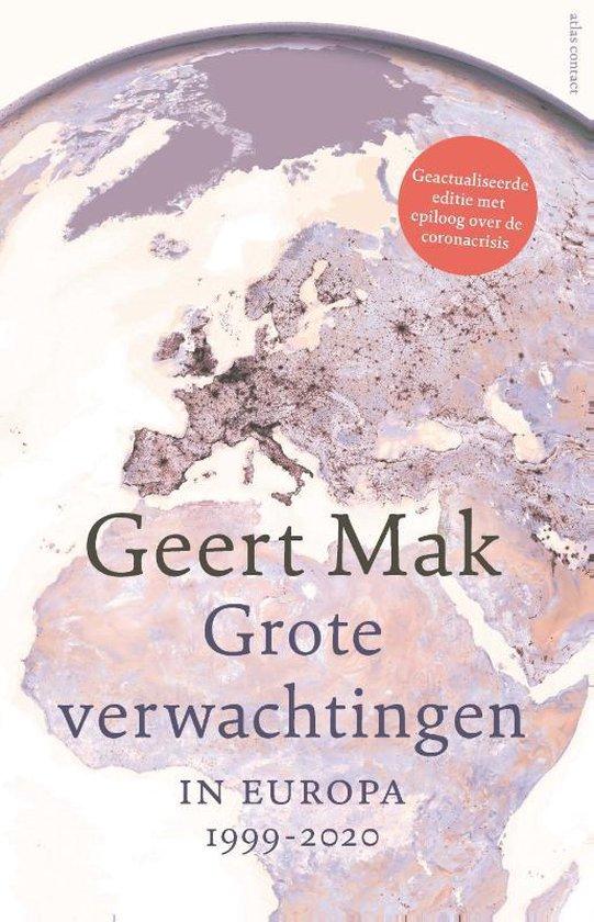 Boek cover Grote verwachtingen van Geert Mak (Paperback)