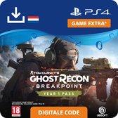 Ghost Recon Breakpoint - uitbreidingsset - Year 1 Pass - NL - PS4 download