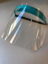 Gelaatscherm- Gelaatmasker- Spatmasker - Faceshiel