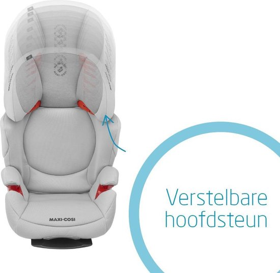 Maxi Cosi Rodi Air Protect Autostoel - Authentic Grey