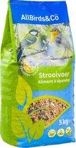 AllBirds & Co Strooivoer - Buitenvogelvoer - 5 kg