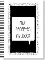 Receptenboek | Invulboek | Lettertijd - A5