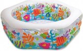 Intex Kinderzwembad Opblaasbaar Ocean Reef