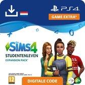 De Sims 4 - uitbreidingsset - Studentenleven - NL - PS4 download