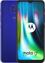 Motorola Moto G9 Play - 64GB - Blauw