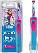 Oral-B Stages Power Kids - Elektrische Tandenborstel - Disney Frozen