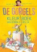 De Gorgels Kleurboek van Bobba & Belia - Geel