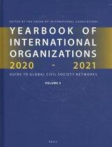 Yearbook of International Organizations 2020-2021, Volume 3