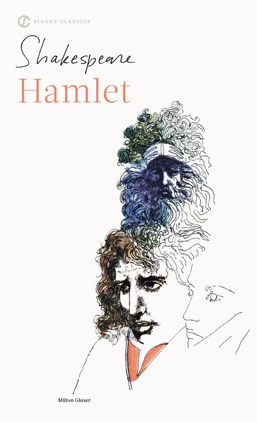 Boek cover Hamlet van William Shakespeare (Onbekend)