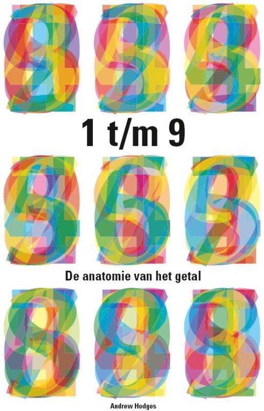 Cover van het boek '1 t/m 9' van  Hodges en A. Hodges