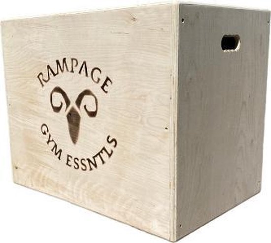 Rampage Gym-Essentials Plyobox