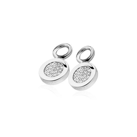 Zinzi Jewels Zilveren Oorbedels ZICH1059